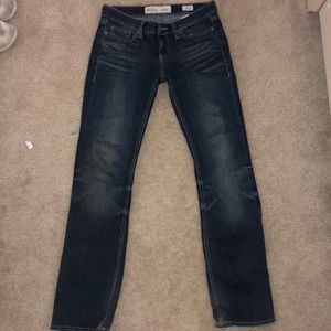 BKE boot cut jeans 26R